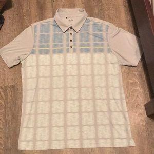 ❤️ Adidas Golf ClimaCool Grey Polo Shirt ❤️